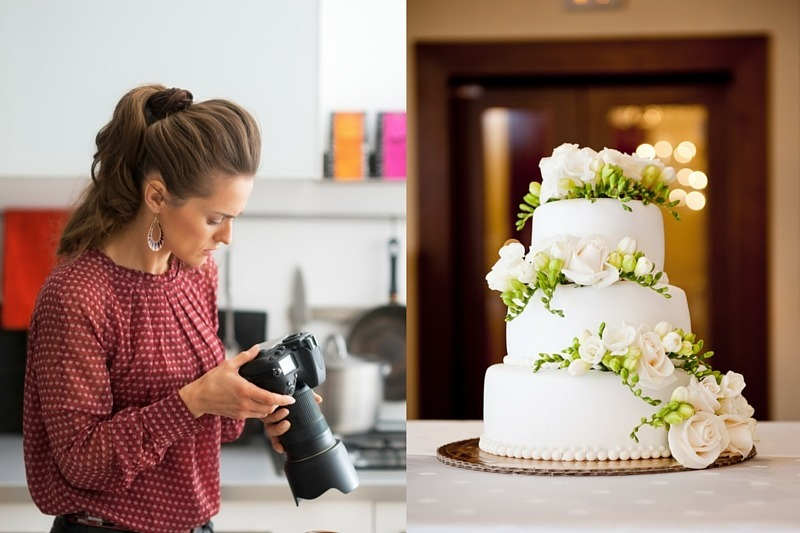 7 Top Tips for Photographing Your Cakes