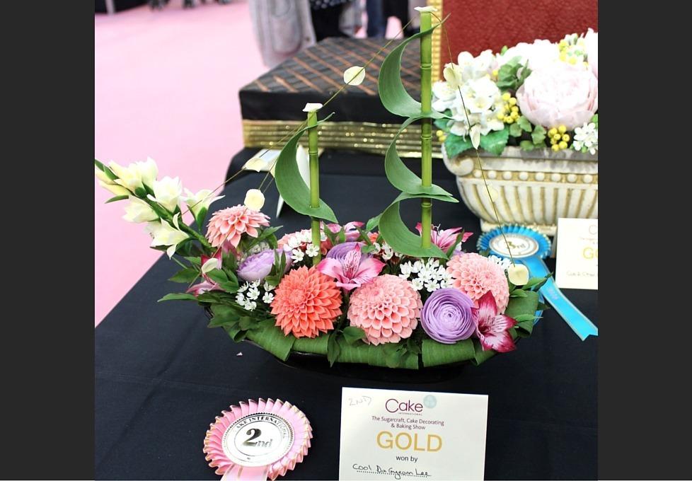 Da Gyeom Lee 2nd Class C A Floral Display