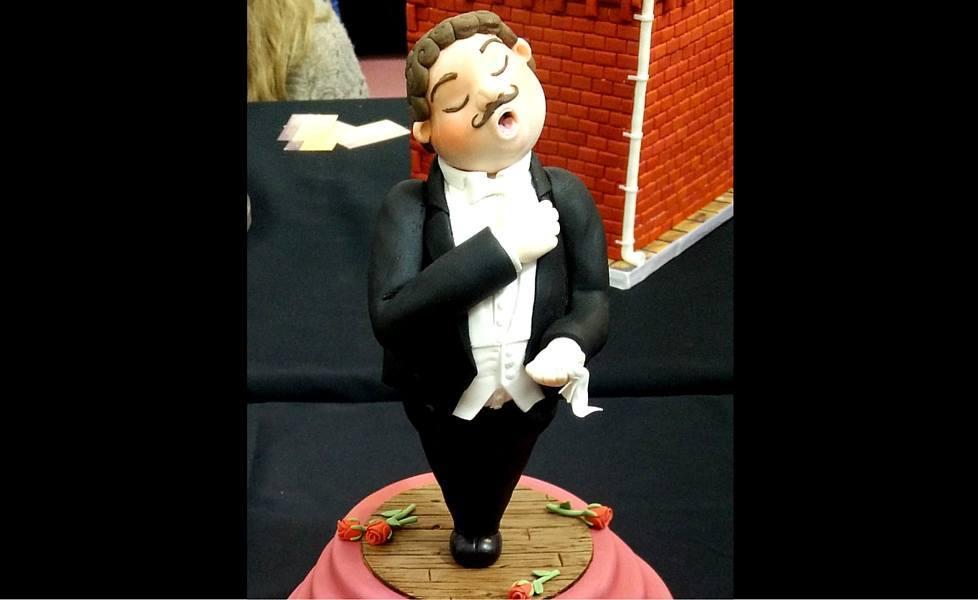 opera singer by zeph storr