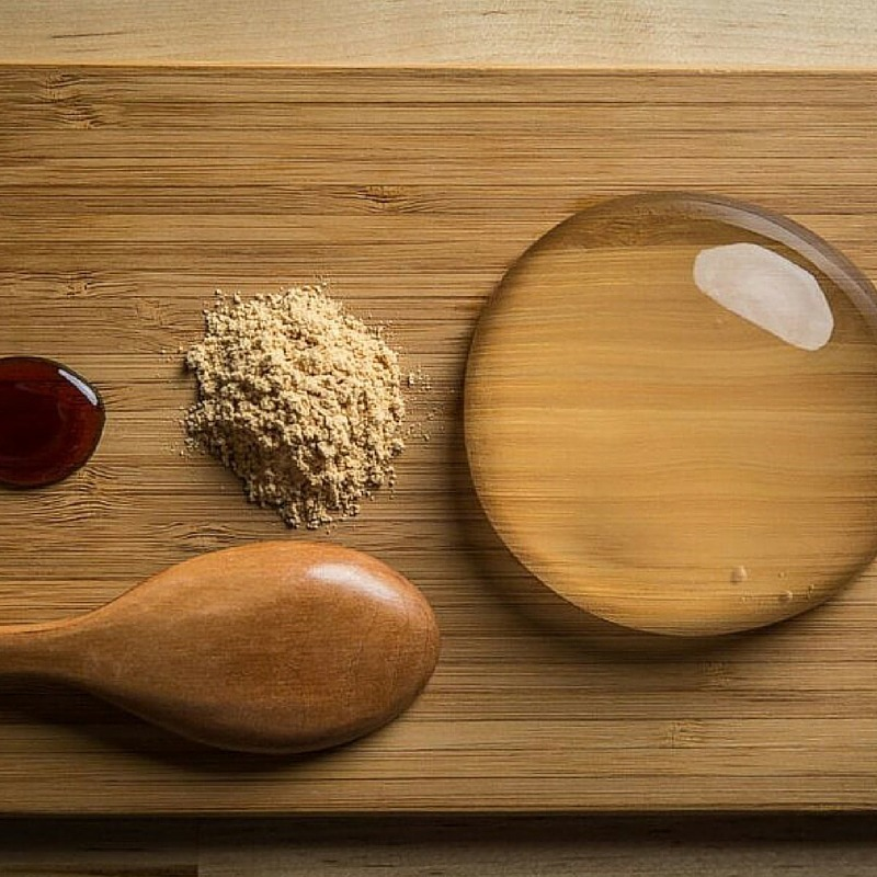 raindrop cake ingredients