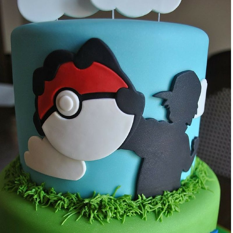 Pokemon Go Cakes The 23 Best Pokemon Themed Cakes