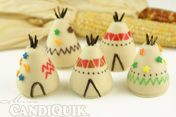 Thanksgiving Cake Pops Wigwam